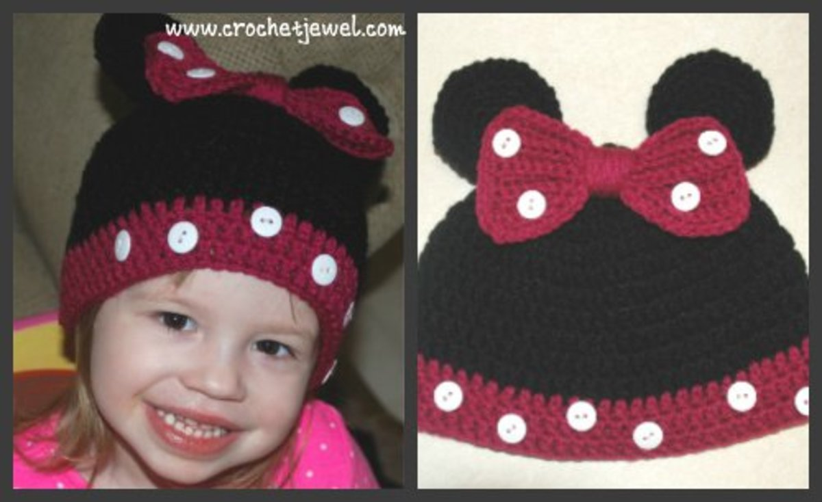 Free Crochet Childrens Hat Patterns | HubPages