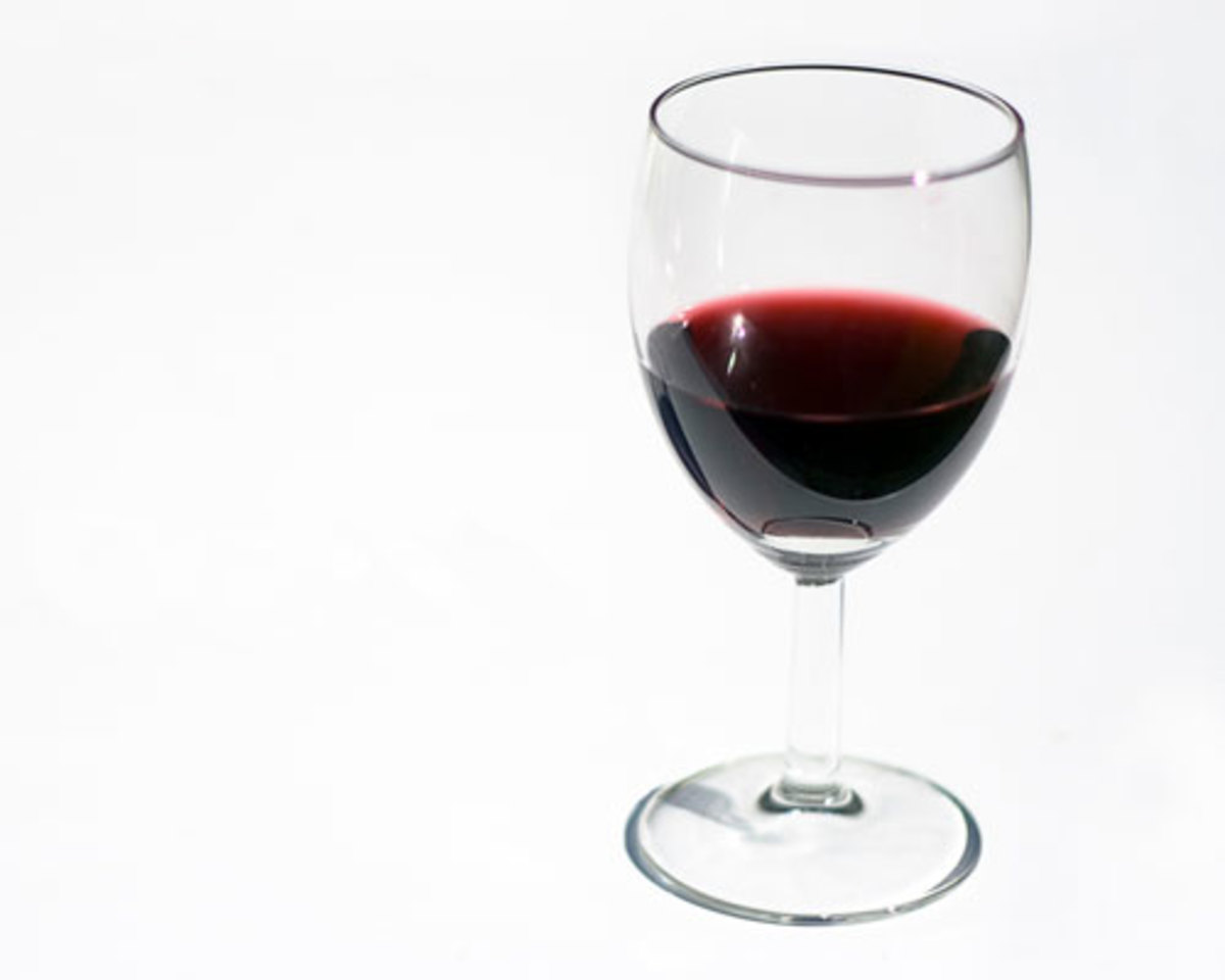Have a Glass of Red Wine!
