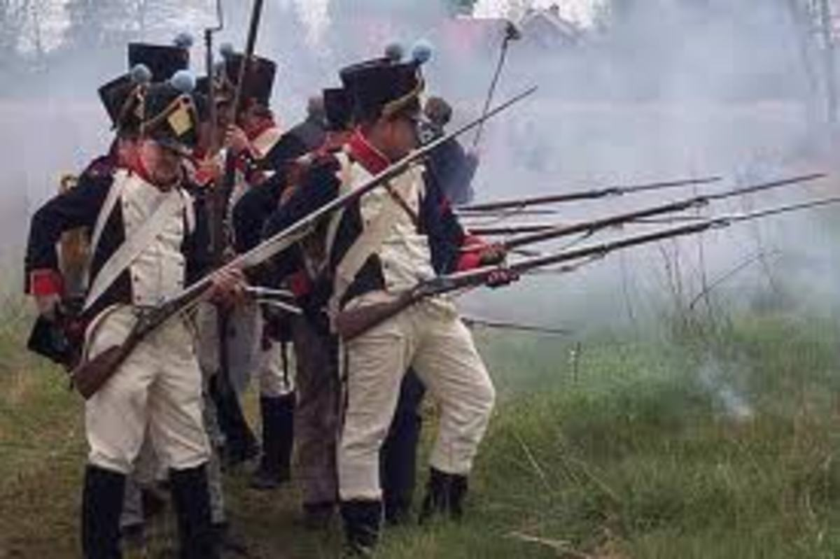 The French Infantry only started to wear blue after the Revolution.