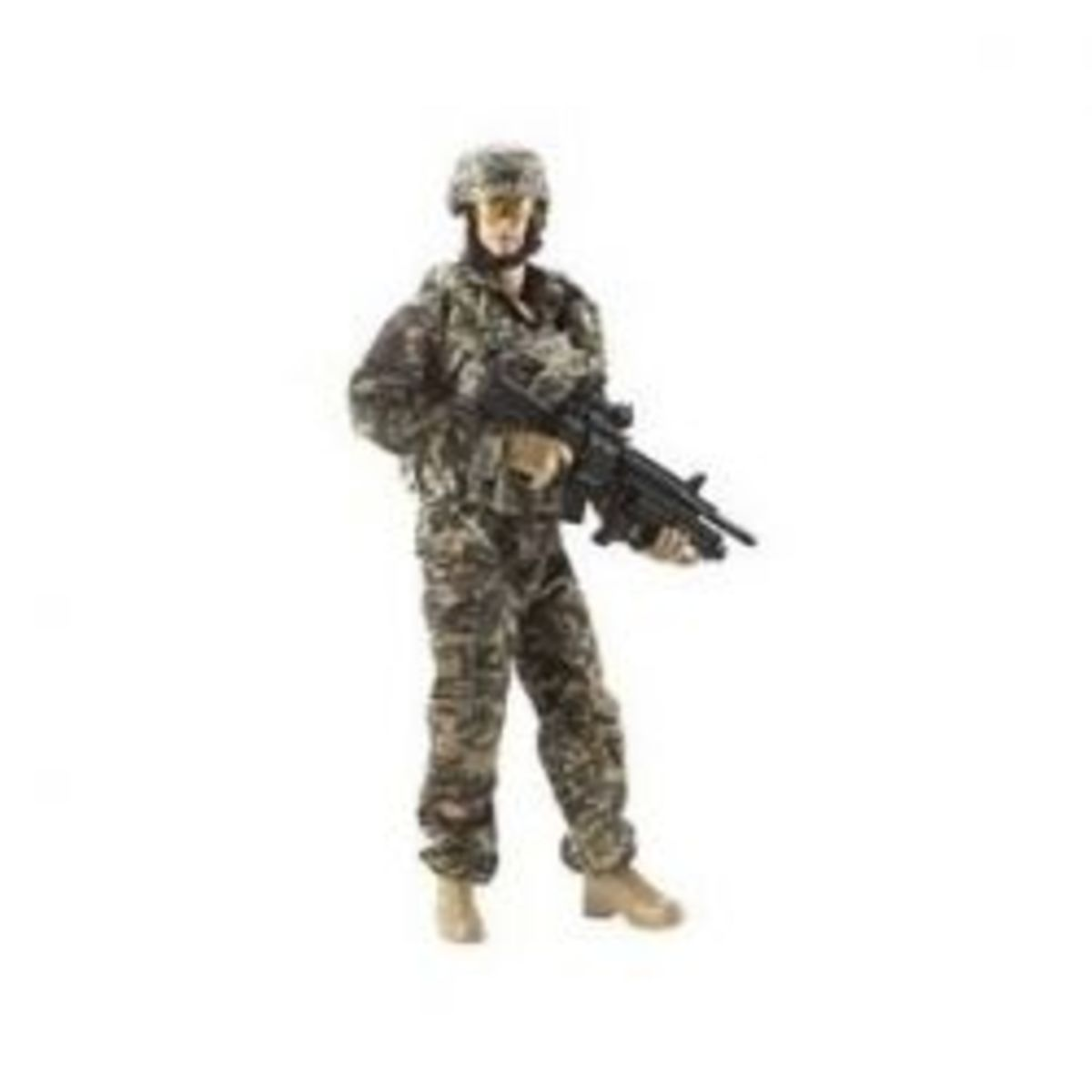 HM Armed Forces - the new Action Man