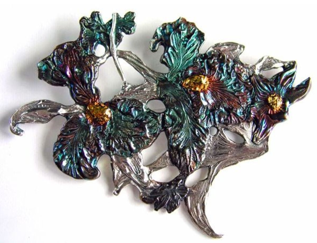Metal Clay and Jewelry Making Articles and Tutorials by Margaret Schindel