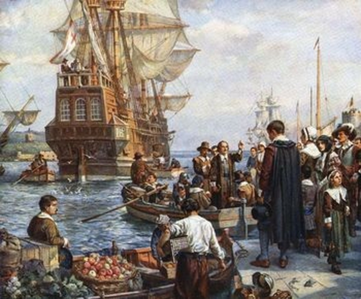 The American Colonies:  Economics, Population, and Religion