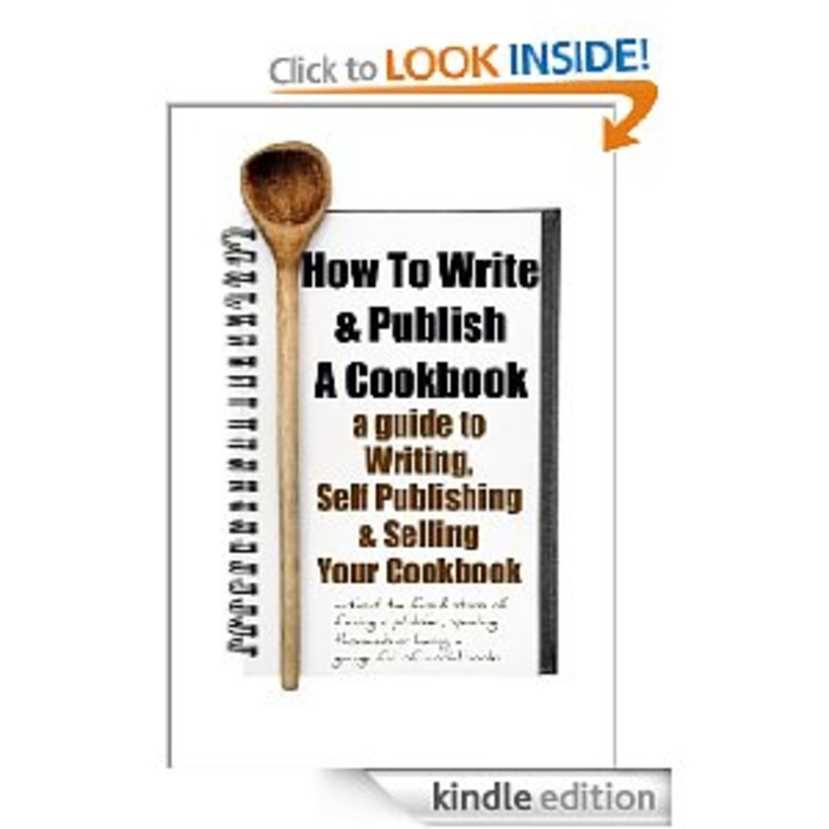 How to Write and Self-Publish a Cookbook on Kindle