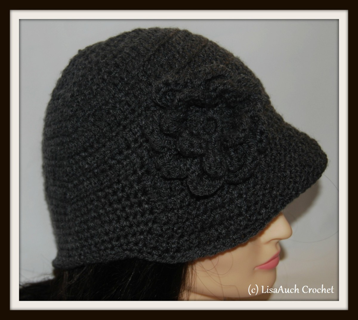 1529d861d87 Free Crochet Hat Patterns for Woman   How to Crochet a Hat Ideal for ...