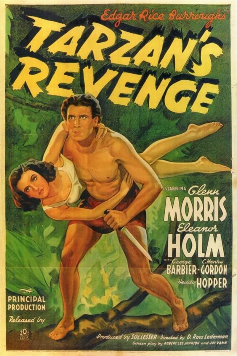 Tarzans Revenge