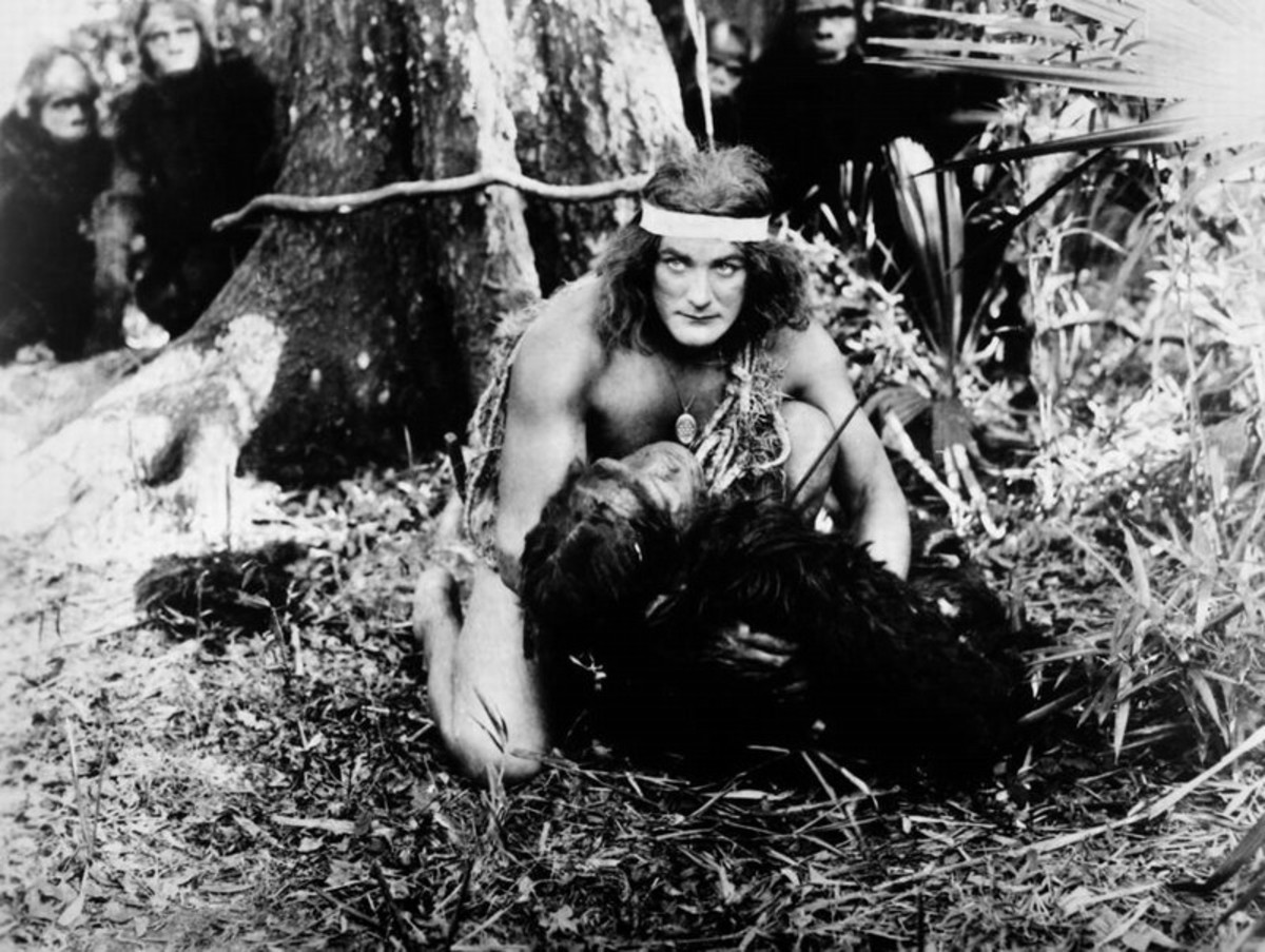 Tarzan of the Apes 1918