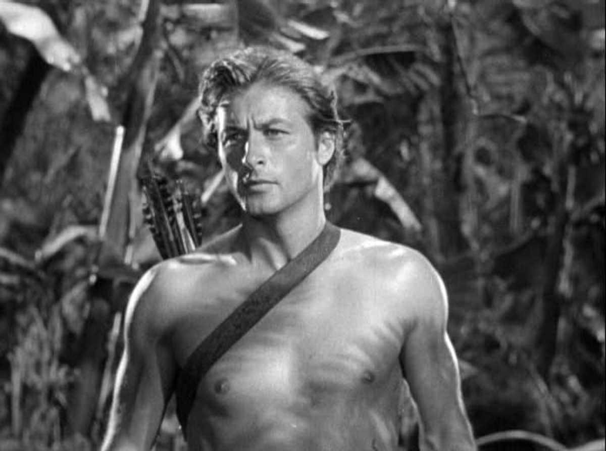 Lex Barker in Tarzan's Magic Fountain