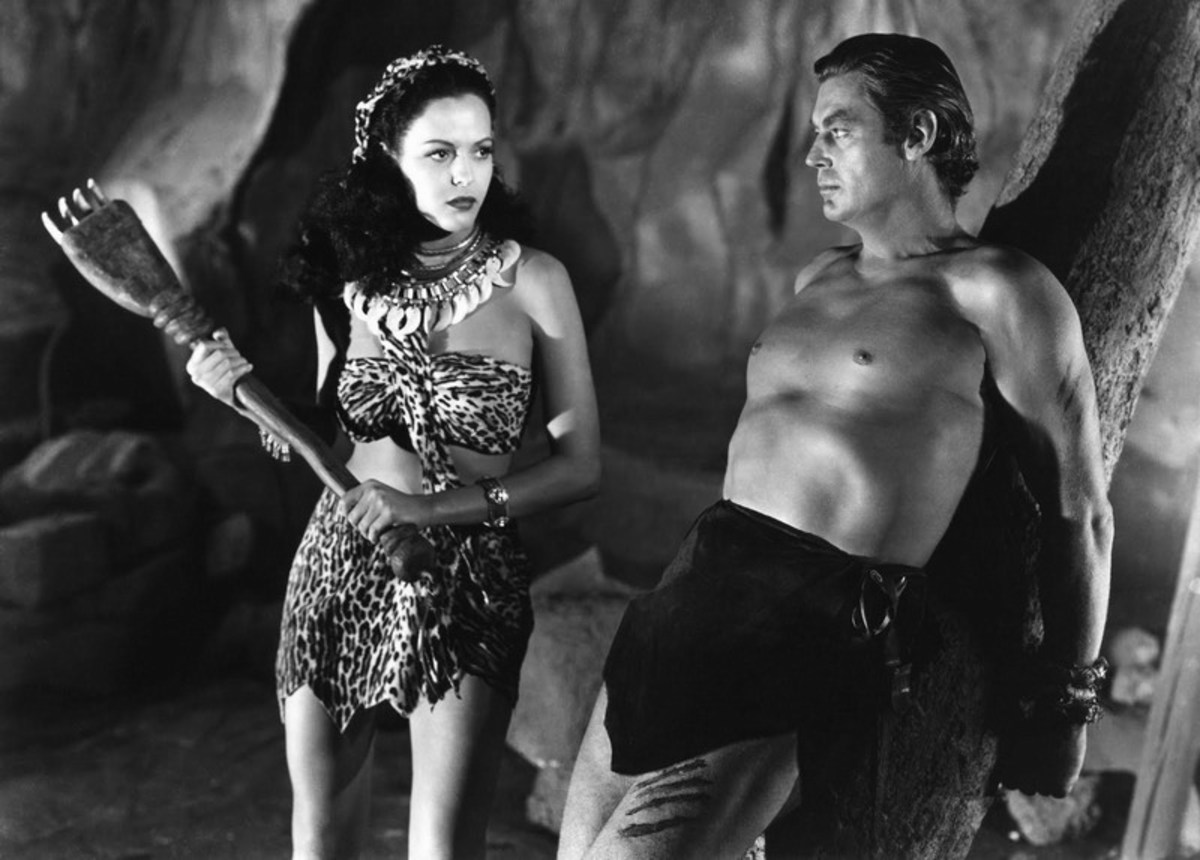 Tarzan and the Leopard Man