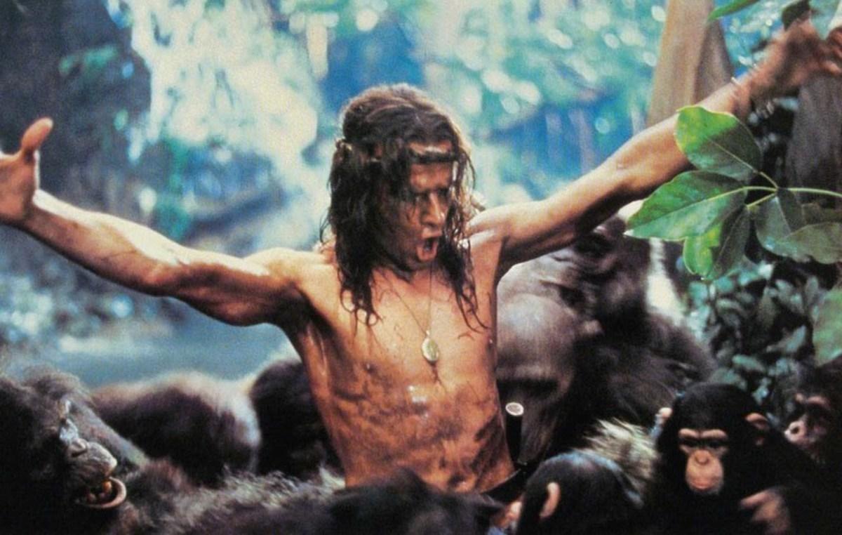 The Jungle To Destroy Most Dangerous Animal Alive Tarzan