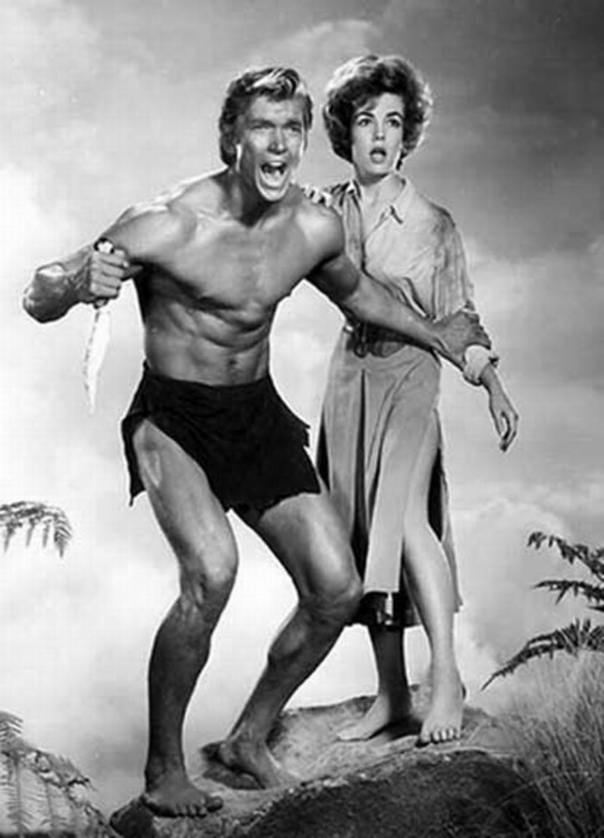 Tarzan the Ape Man (1959)
