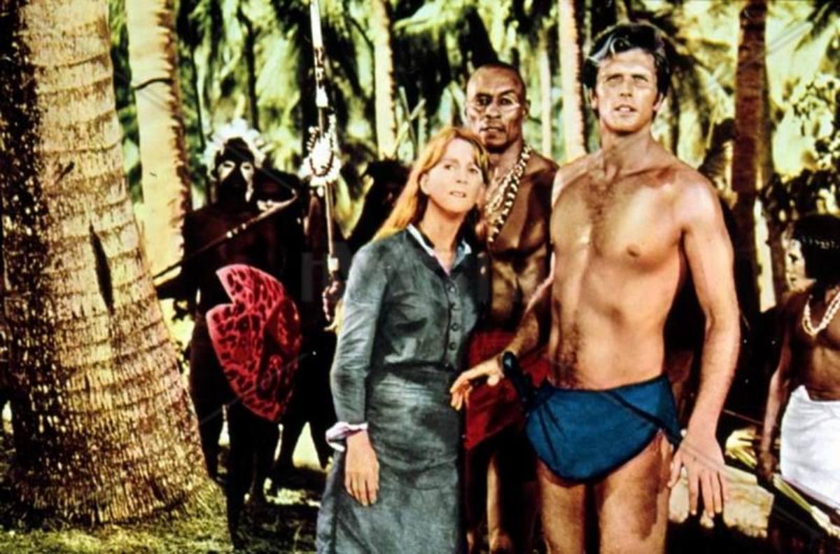 Tarzan's Deadly Silence (1970)