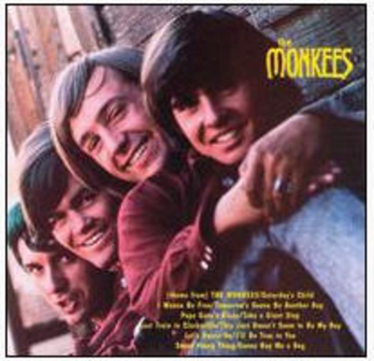 The Monkees 1st LP