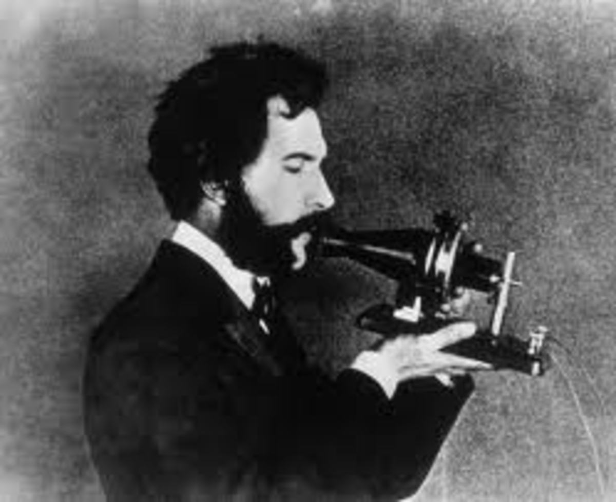 Dreams come true-Professor Alexander Graham Bell and the story of the telephone