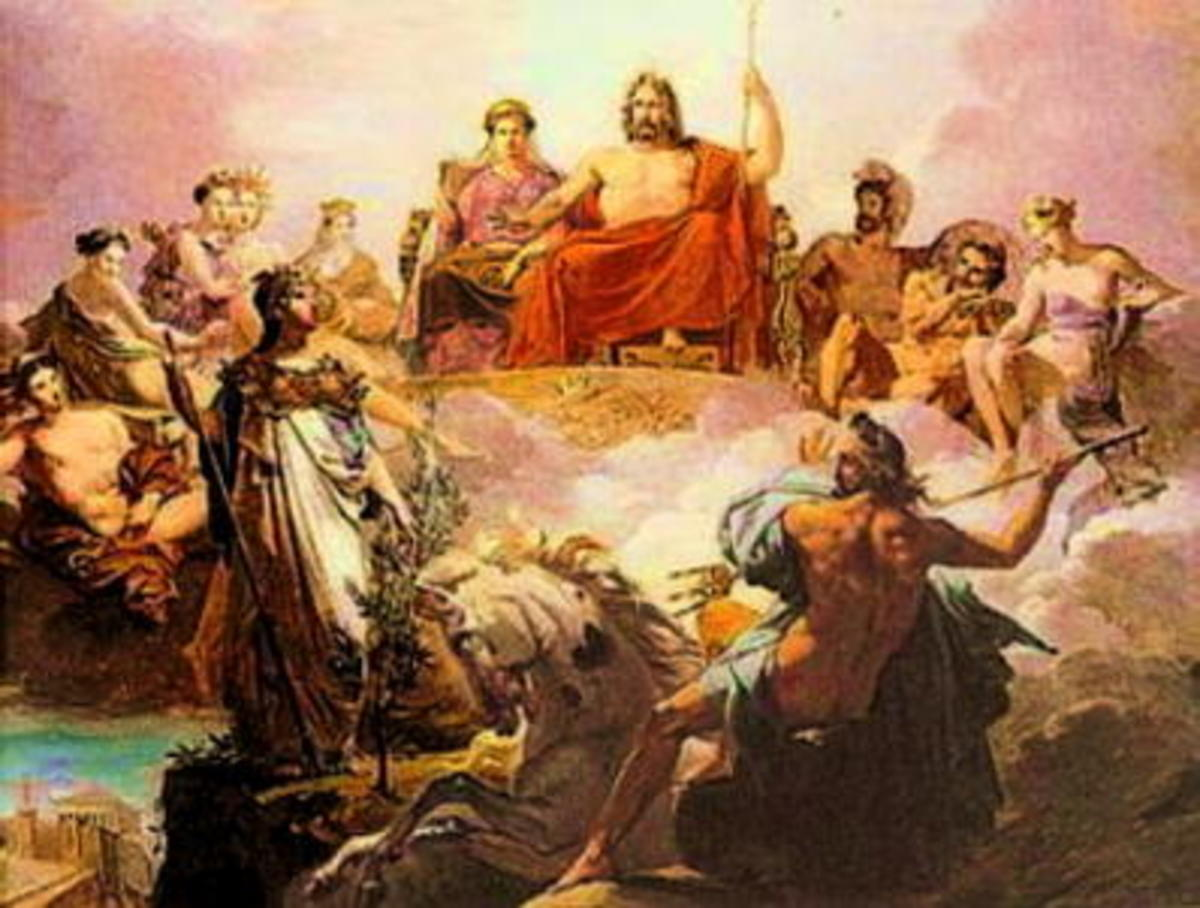 Greek Myths Why Are They So Popular?