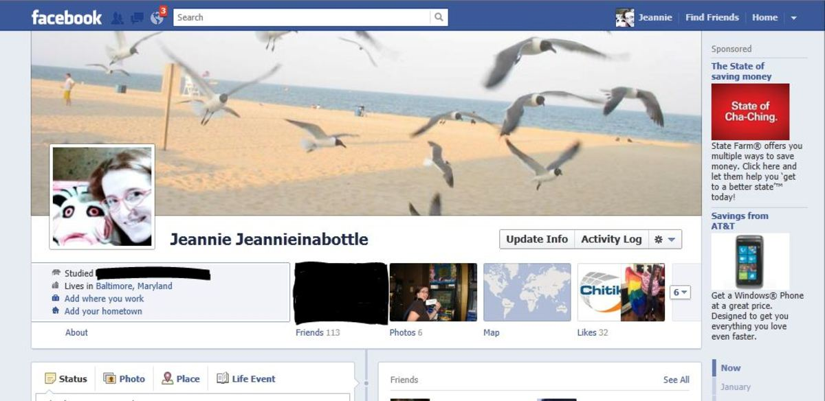The Benefits of the New Facebook Timeline