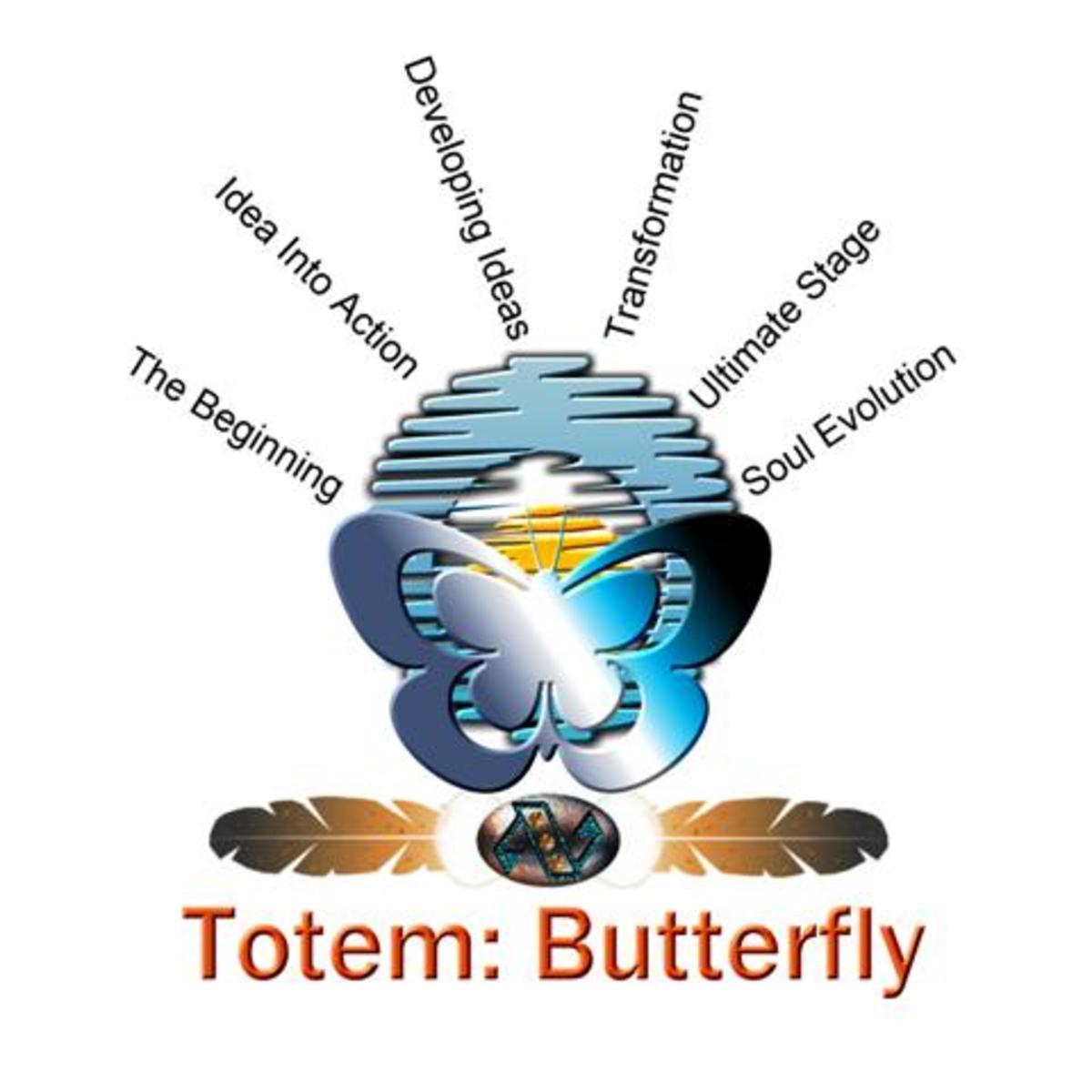 Totem: Butterfly