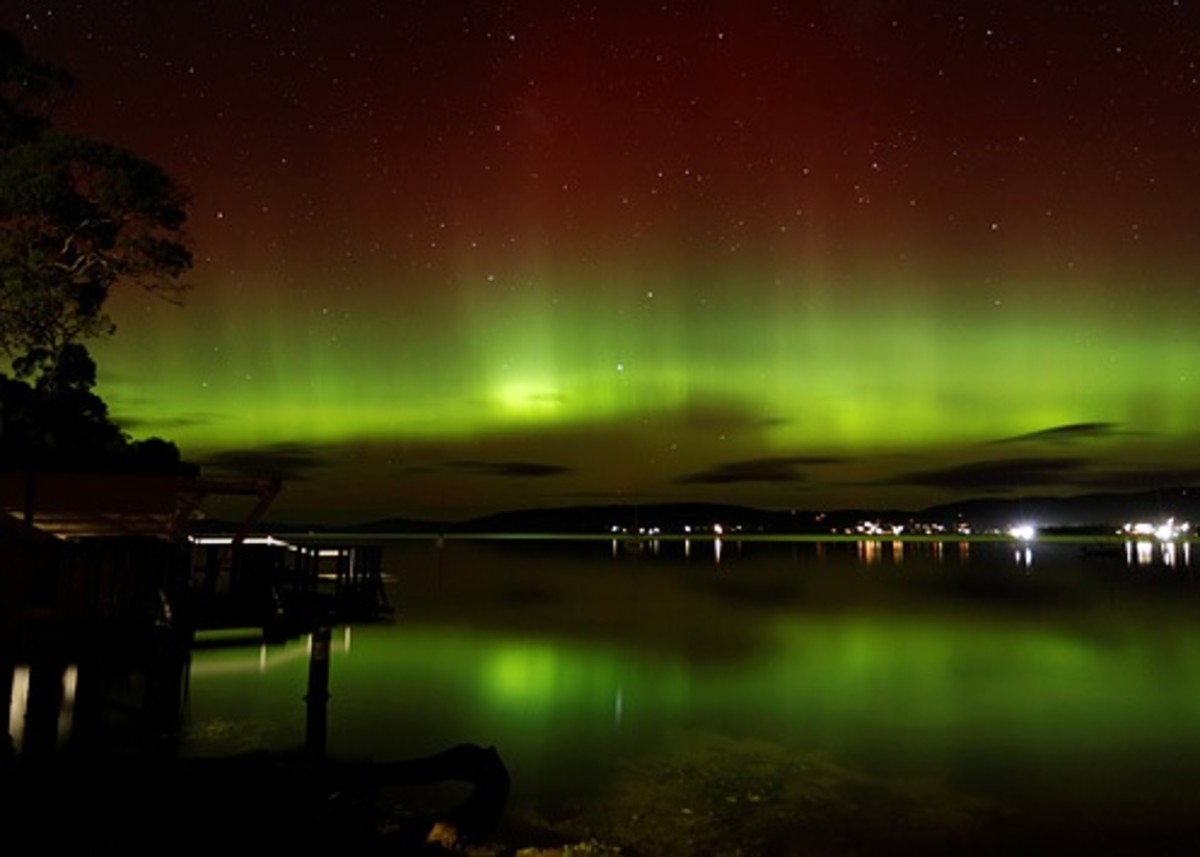 Can You See The Southern Lights From Australia? Aurora Australis