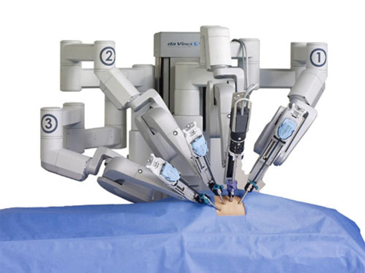 Remote surgery