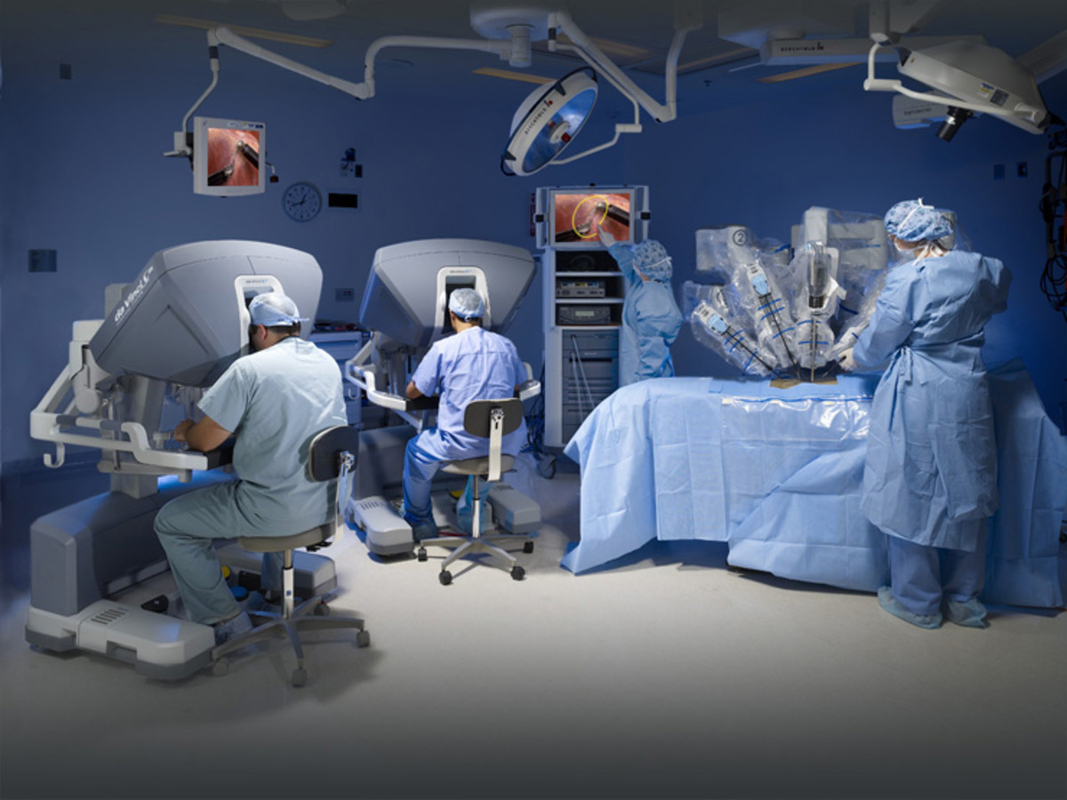 Robotic Surgery: The Technology, Benefits and Risks