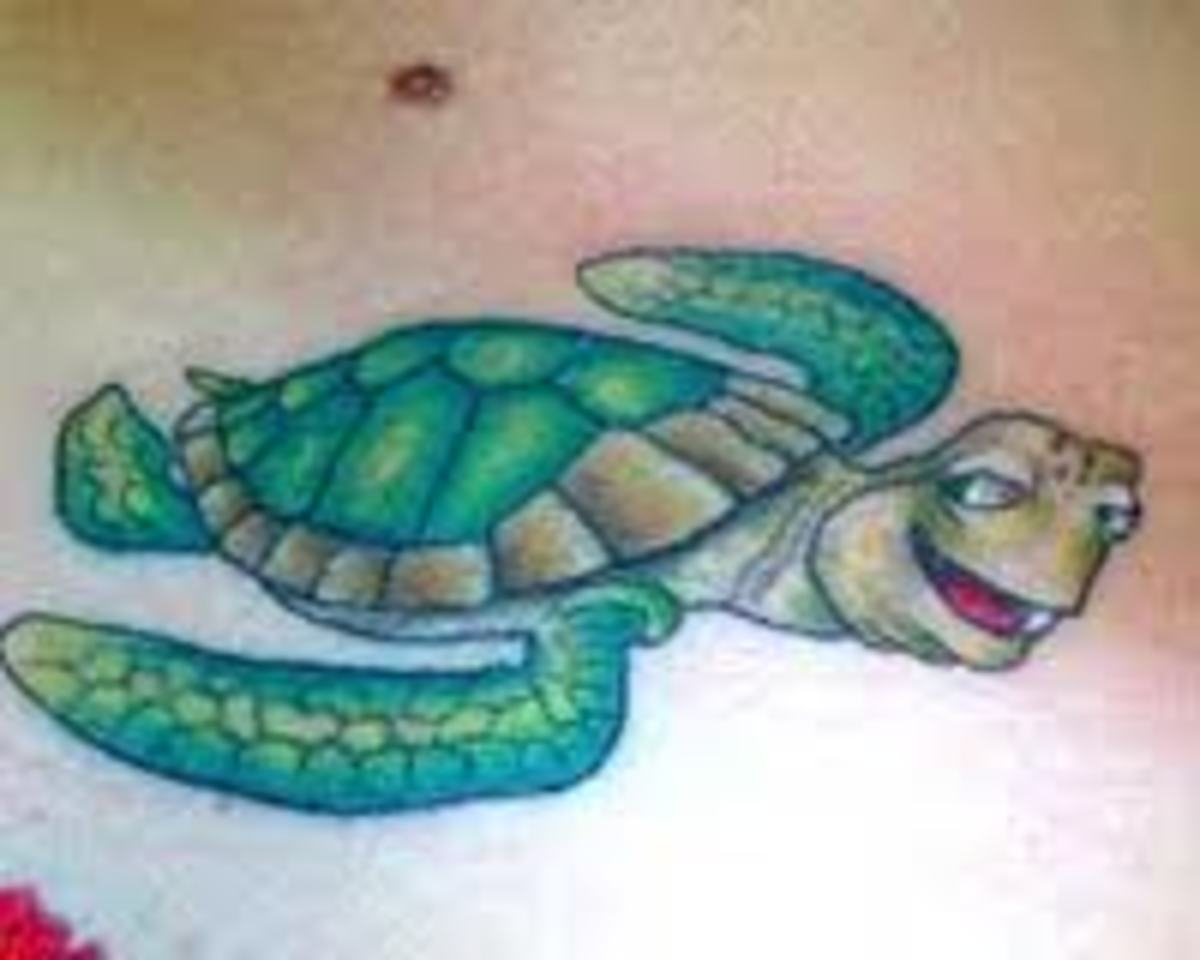 turtle-tattoos-and-meanings