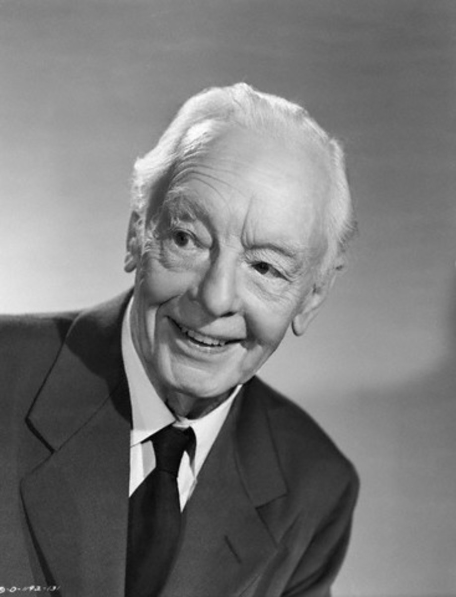 Legendary Supporting Actor Harry Davenport
