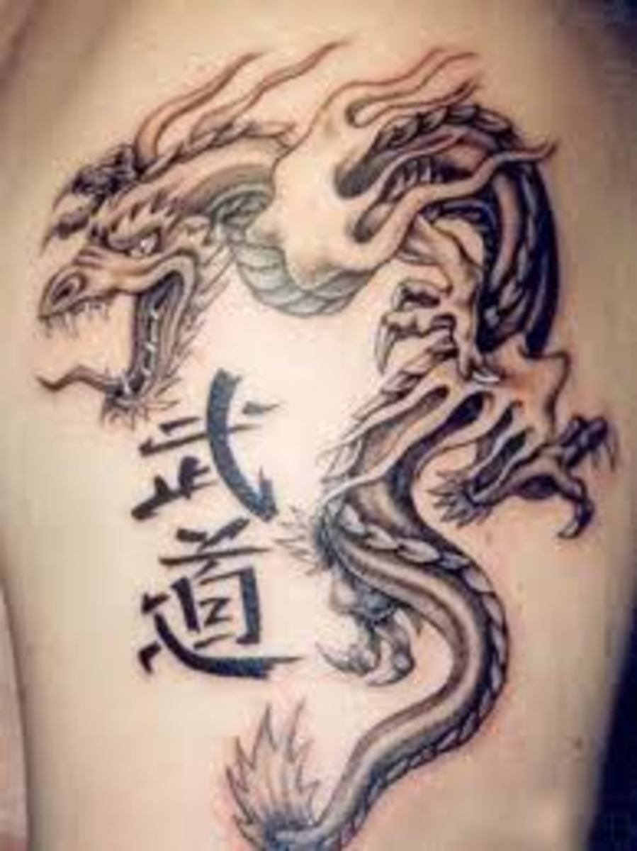 tribal-dragon-tattoos-and-meanings