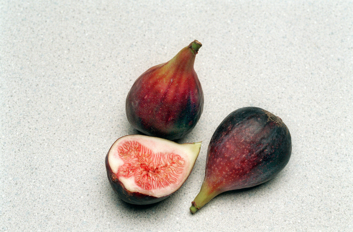 Figs are extremely high in natural sugars.