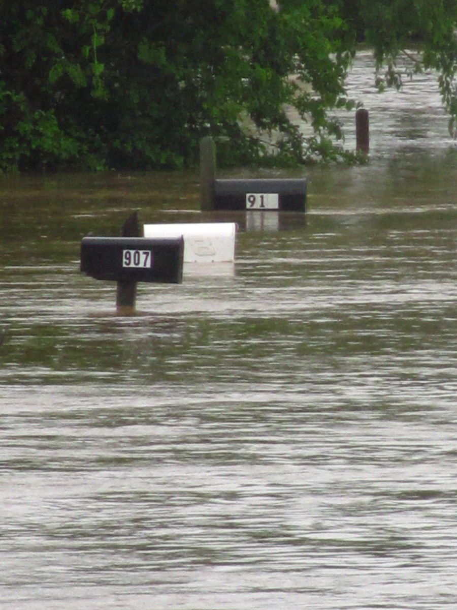 Will the Postal Service be changing their service to Water Mail soon, depends on where you live.