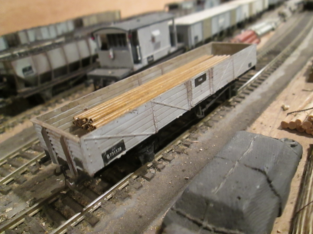 This is the Parkside version of the above with model engineering brass pipe load