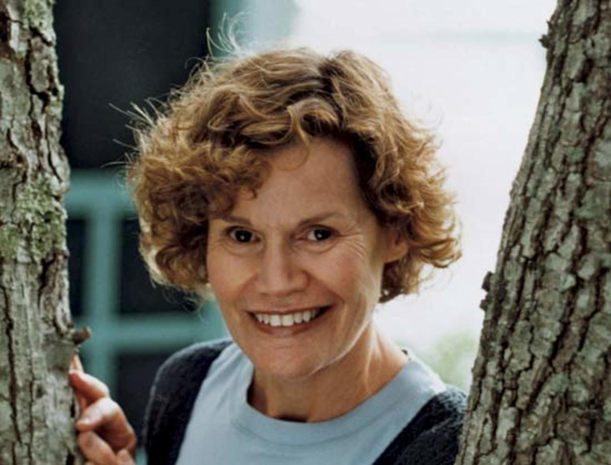 children's author Judy Blume