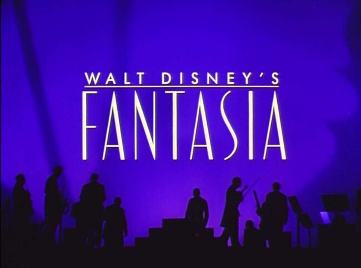 Fantasia (1940) - Illustrated Reference