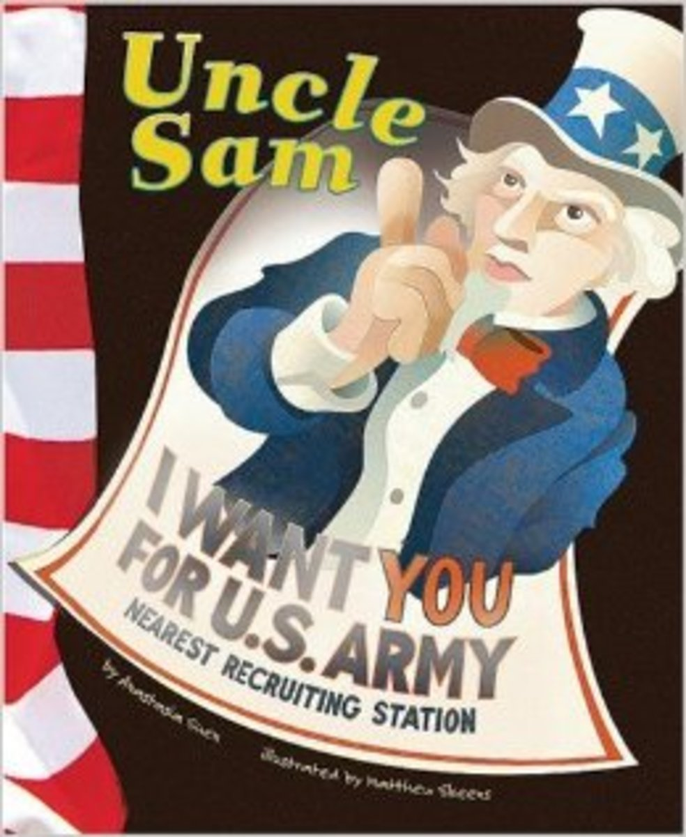 Uncle Sam by Anastasia Suen