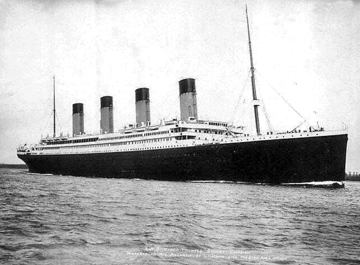 Public Domain. See: http://en.wikipedia.org/wiki/File:RMS_Titanic_3.jpg