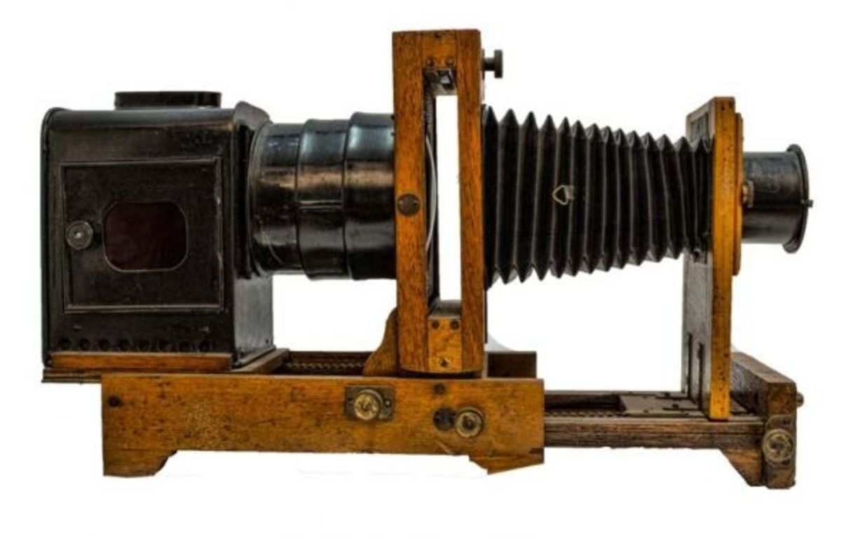 Butchers Magic Lantern