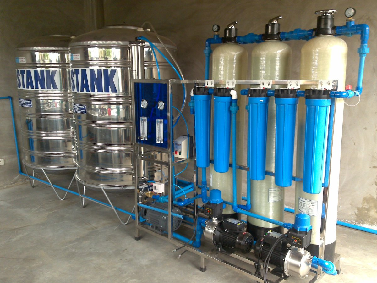 Water Refilling Station business, an OFW's future