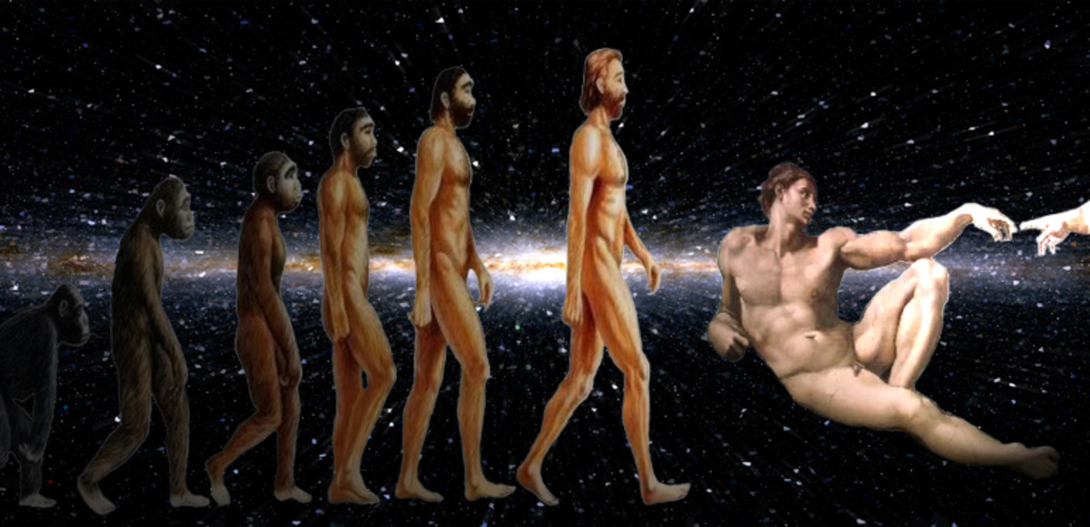 God Created Evolution: The Mysterious Unnamed Supporting Cast of Pre-Flood Genesis