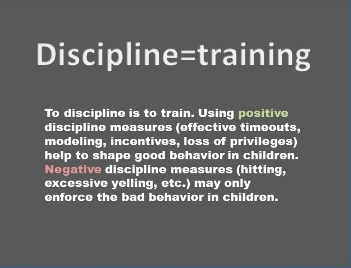 What Can You Do or Say When Your Family or Relatives Discipline Your Children?