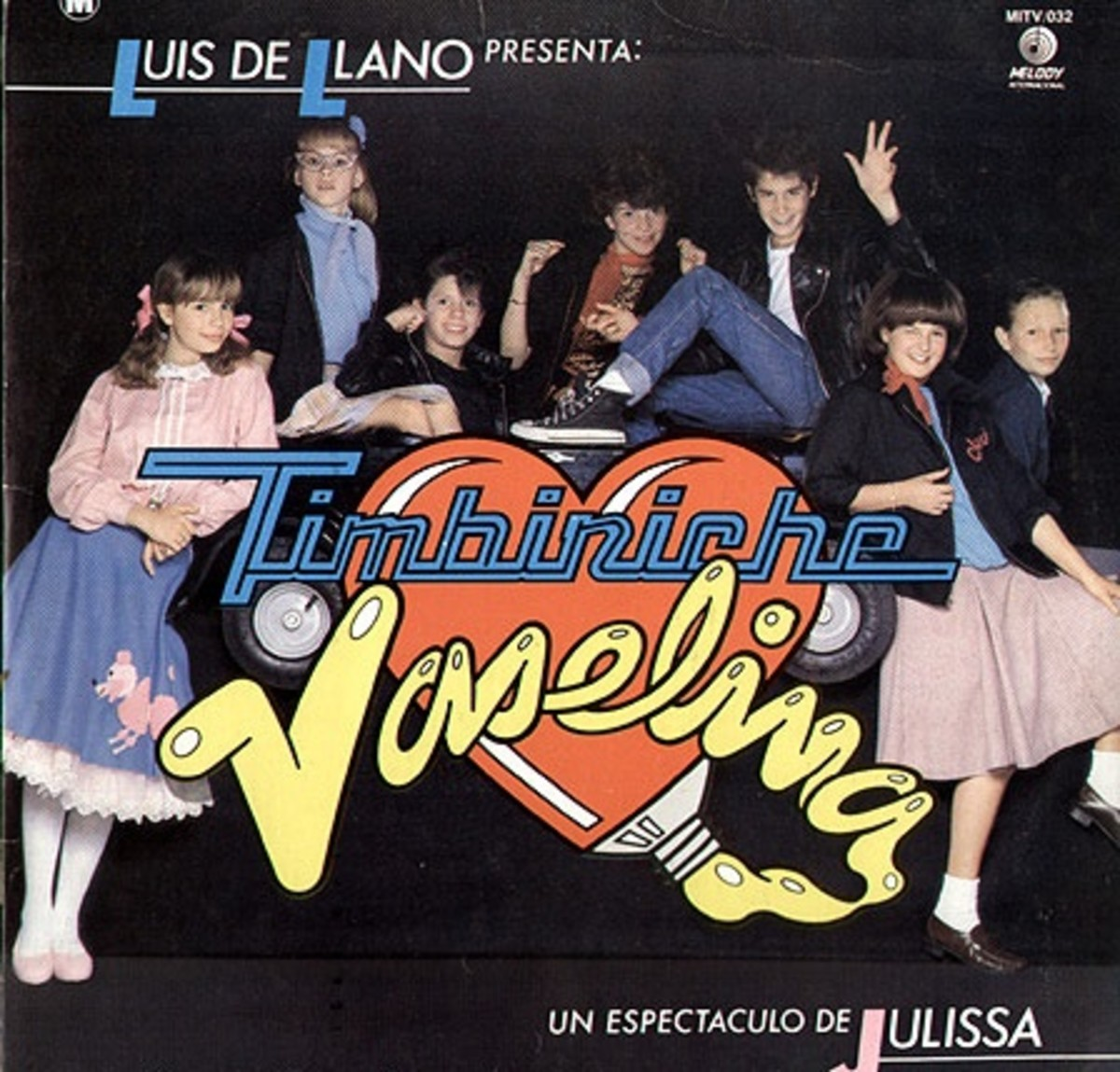 front album of their 1984 album Vaselina (Grease)
