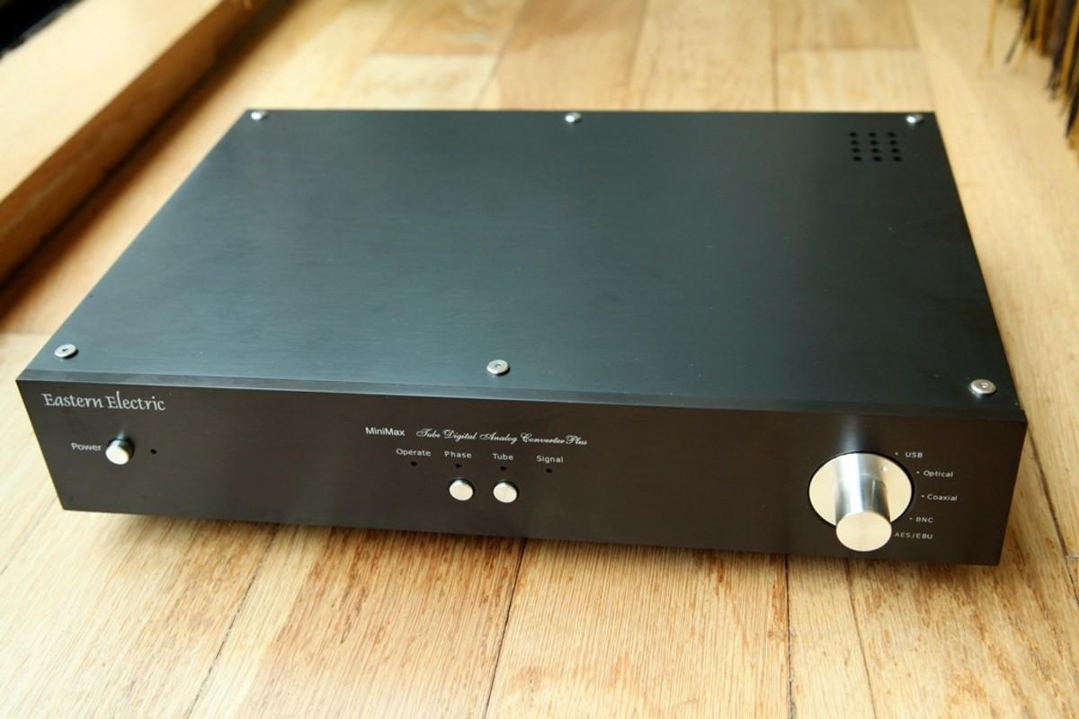 Eastern Electric Minimax DAC Plus