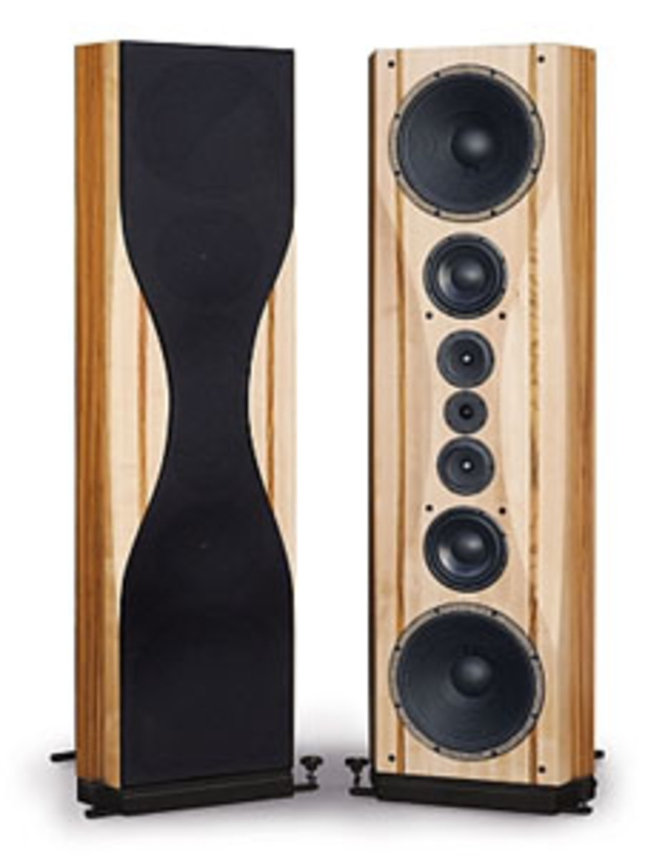 PBN Audio Montana WAS-2 Speakers: All 70 inches and 400 lbs a piece.  Room to fit them not included.