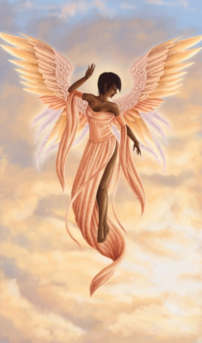 Call Upon Your Money Angel | HubPages