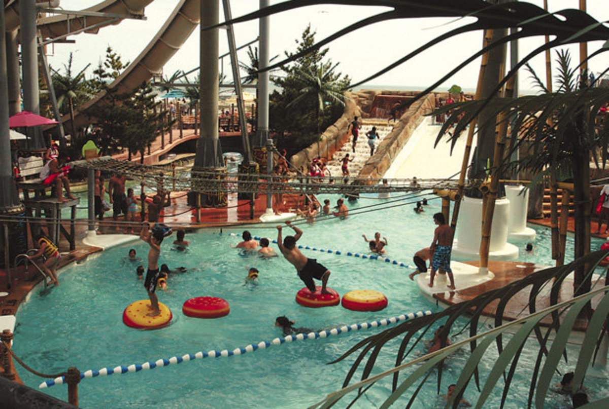 Gillian's island water park