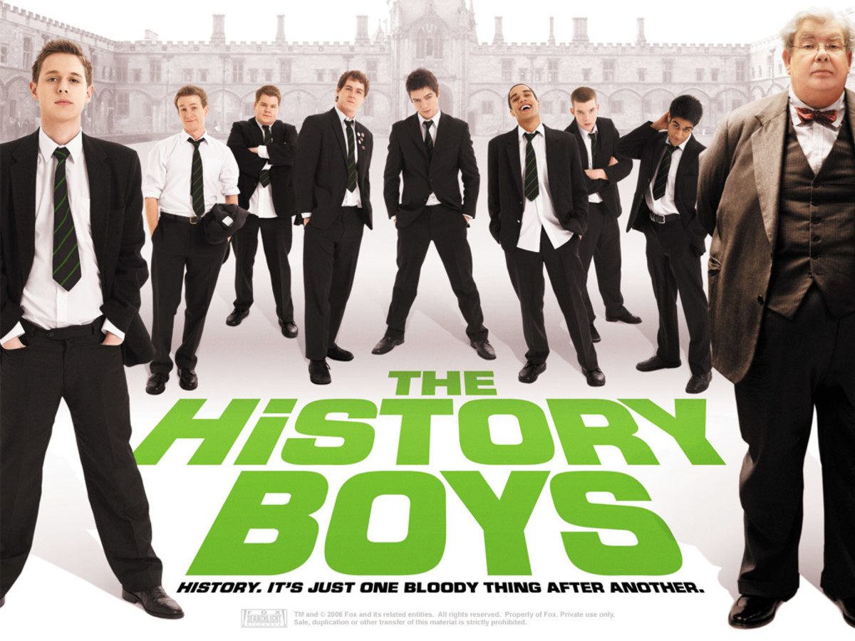 The History Boys - A Grade Example Essay - English Literature Ella 1 - How does Bennett create humour in the play?