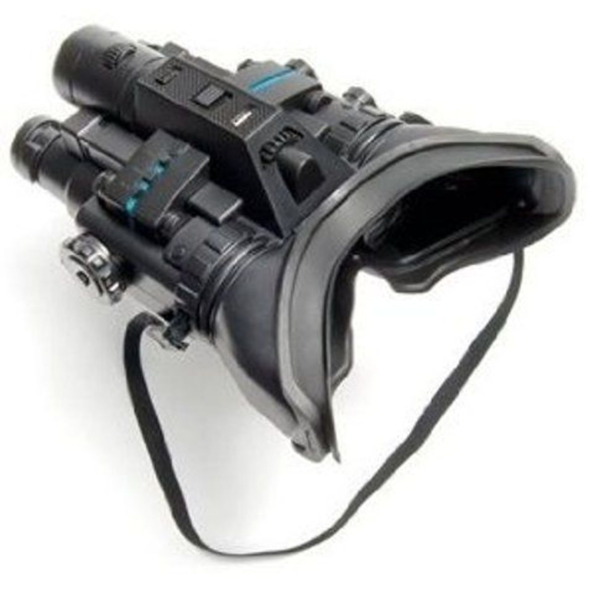Spy Net Recording Night Vision Goggles: top view