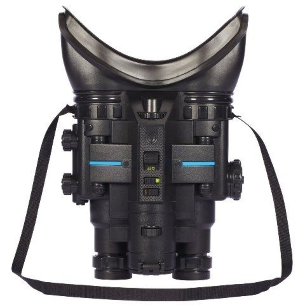 Spy Net Night Vision Infrared Stealth Binoculars: top view