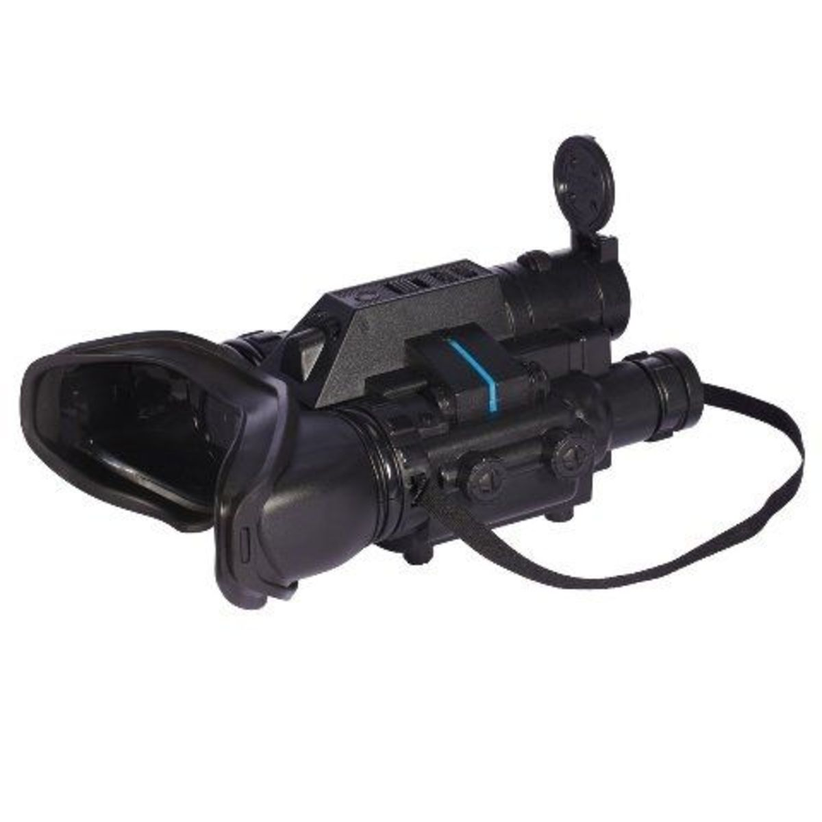 Spy Net Night Vision Infrared Stealth Binoculars:  side view