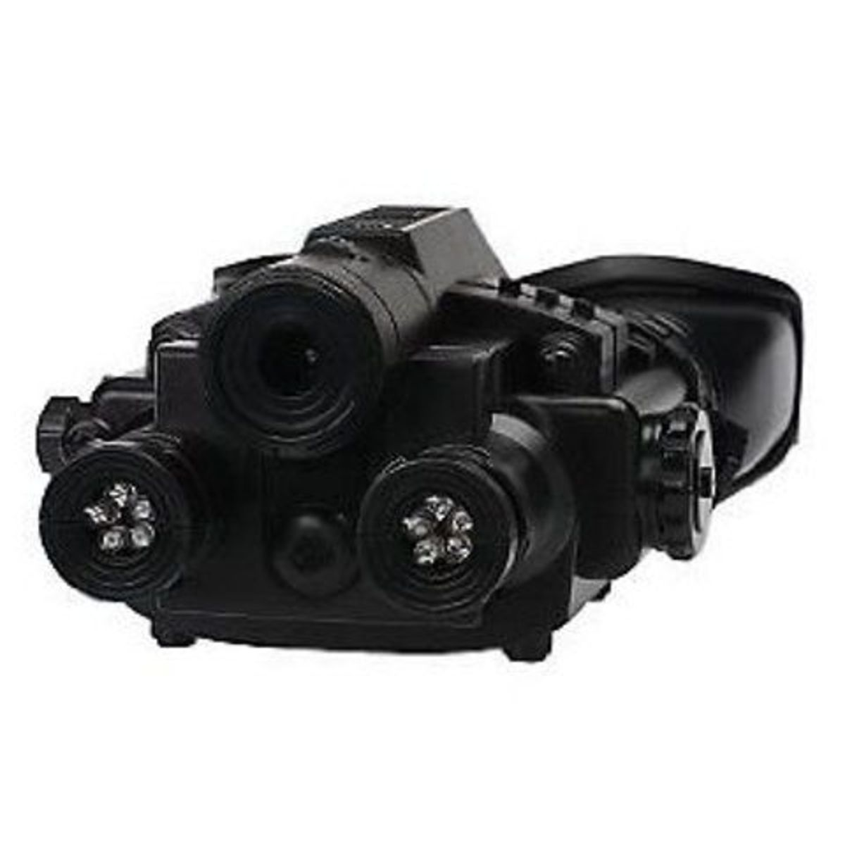 Spy Net Recording Night Vision Goggles: front view