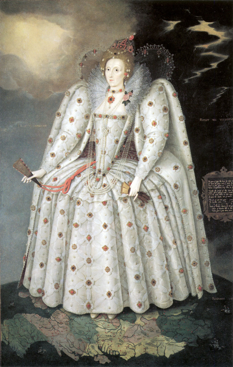 The Greatest People in History Series - The Virgin Queen, Elizabeth I