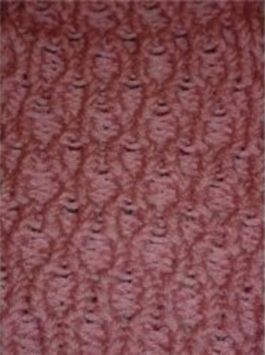 The Loom Knitting Waffle Stitch