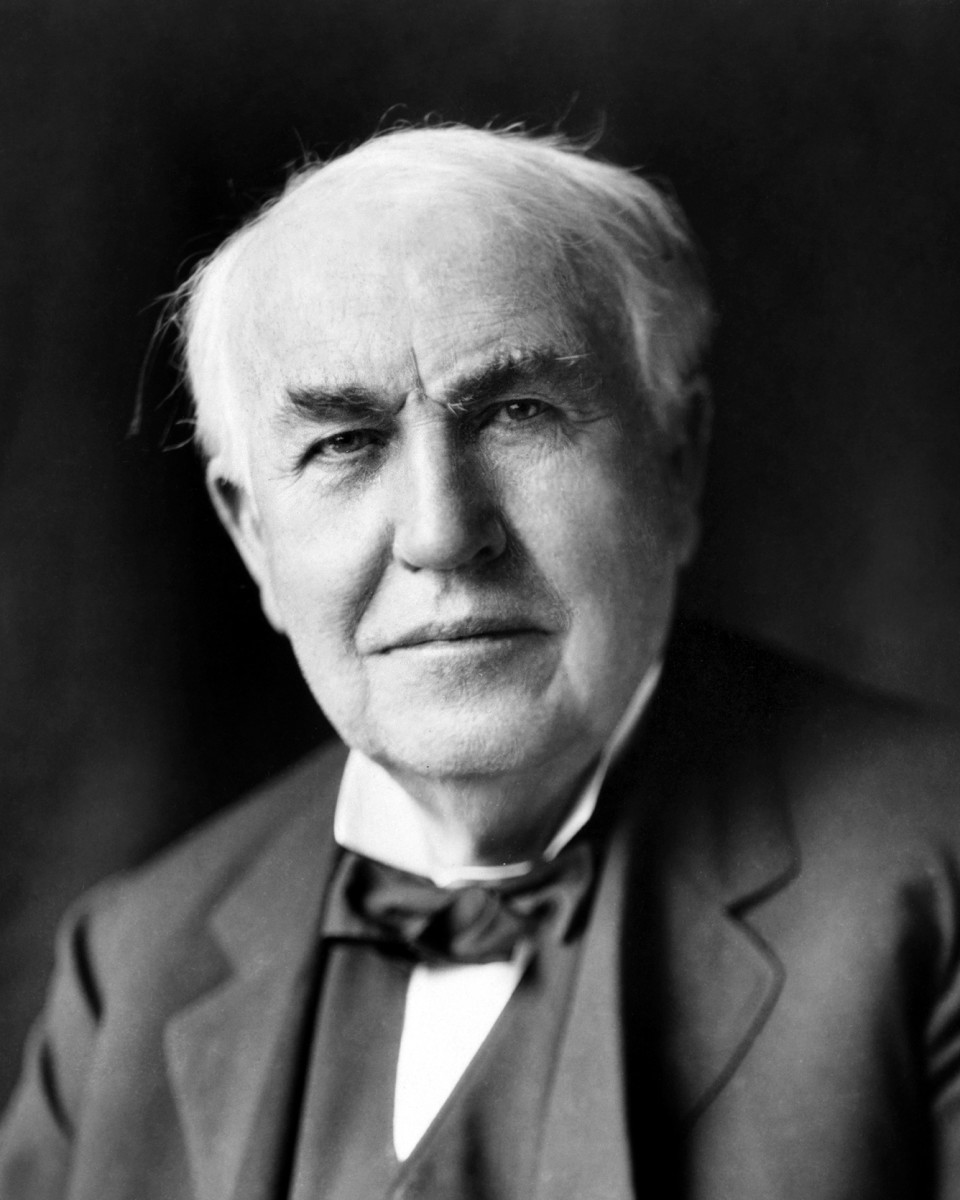 The Greatest People in History Series - Thomas Edison, the Wizard of Menlo Park